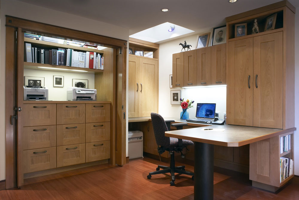 Office-by-Harrell-Remodeling-Inc.  Home office furniture: sets, ideas and nice examples
