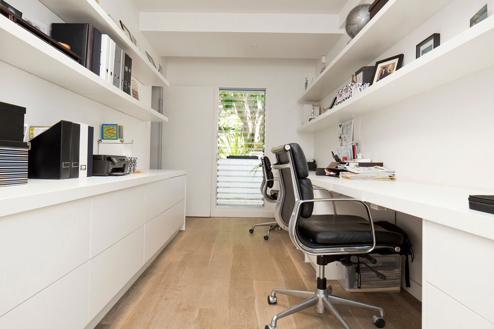 Home office furniture by Bellevue-Hill-by-Zugai-Strudwick-Architects: sets, ideas and beautiful examples
