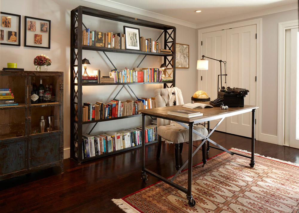 Noe-Valley-Residenz-von-GEREMIA-DESIGN Home office furniture: sets, ideas and nice examples