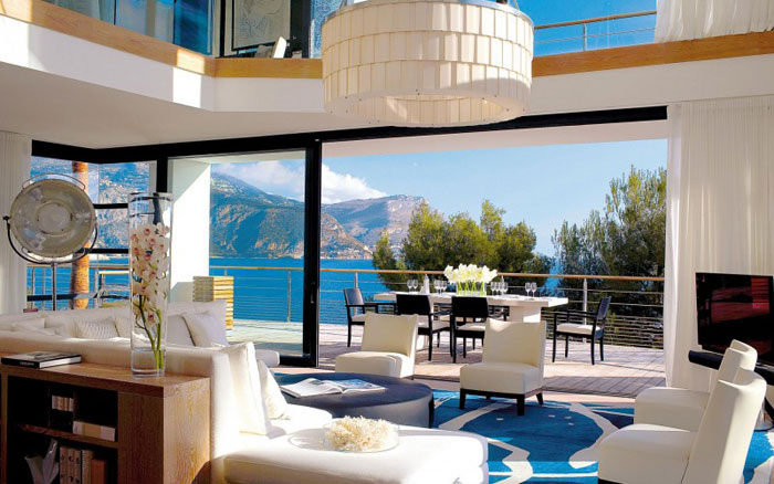 82284838466 Luxurious oceanfront villa with spectacular views