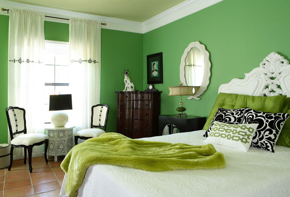 Bedroom-by-design-theory-interiors-by-California-Inc Green bedroom ideas: design, decor, and accessories
