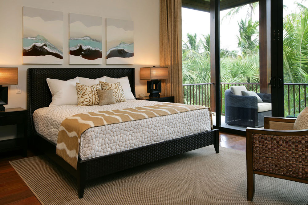 Captiva-House-by-K2-Design-Group-Inc.  What is a coverlet: definition, tips and examples