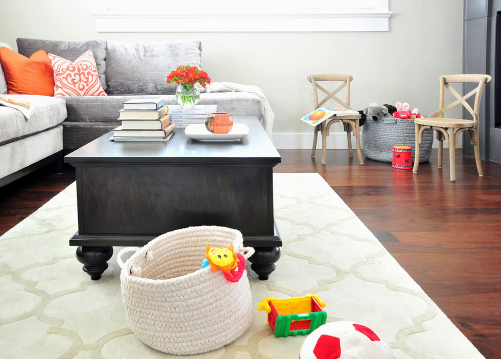 Capital-Hill-Residence-by-Enviable-Designs-Inc.  Toy storage ideas to keep the space tidy and organized