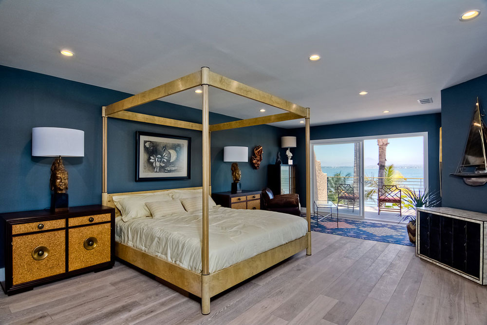 TUNAPUNA-by-dasMOD Blue design ideas for bedrooms that you can try out in your home