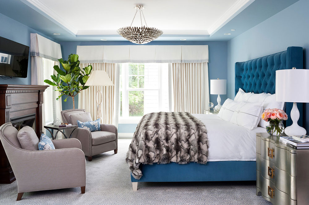 Erika-Bonnell-Interiors-by-Erika-Bonnell-Interiors Blue bedroom design ideas to try in your home