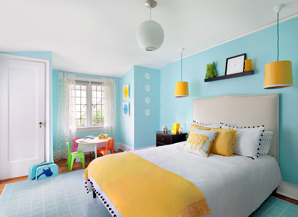 Bedroom-by-Clean-Design-1 Blue bedroom design ideas to try in your home