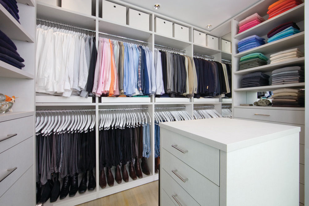 California-Closets-Walk-by-California-Closets-Southdale clothes rack ideas to try out (hanging, free-standing, wood, metal)