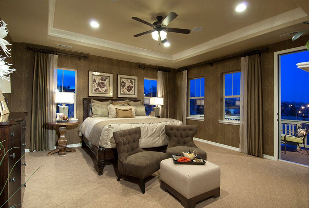 Century-Communities-Colorado-Springs-by-Housing-Building-Association-of-Colorado-Springs Bedroom Chairs: Big, Small, and Comfortable Examples