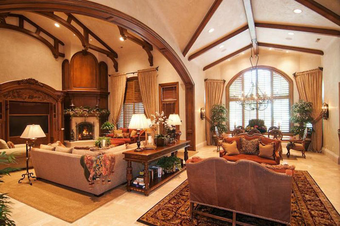 84912520697 Beautiful mansion with traditional interior design - Holladay Estate