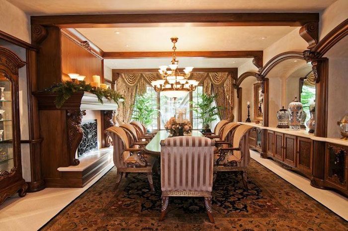 84912514147 Beautiful mansion with traditional interior design - Holladay Estate