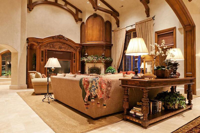 84912551707 Beautiful mansion with traditional interior design - Holladay Estate