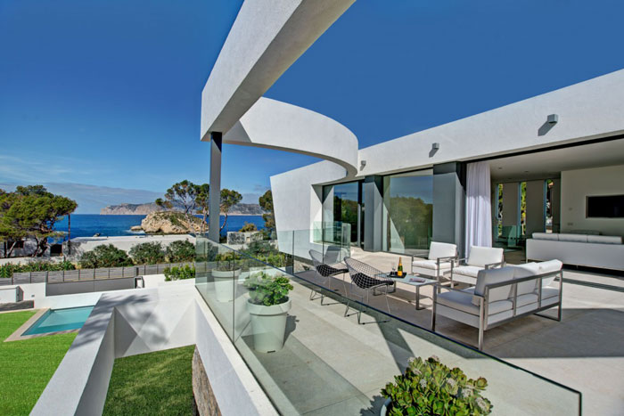 85532365842 Magnificent Mediterranean Villa - Malgrats Seven Designed by Signature Estate