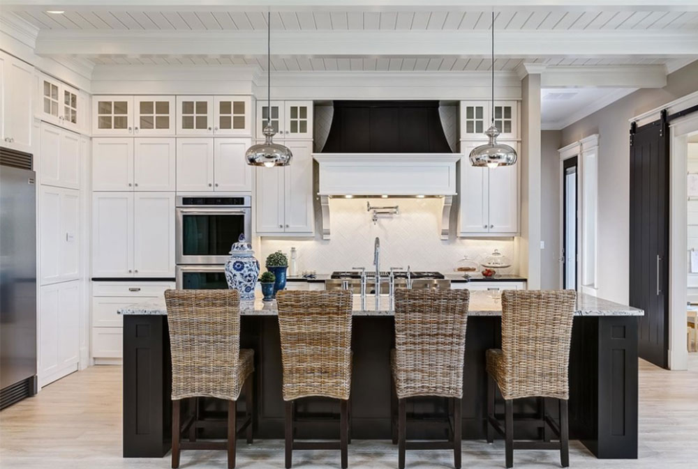 2014-Spring-Parade-of-Homes-Winner-by-Clark-Co-Homes black and white kitchen design ideas