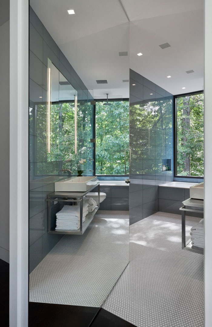 79454488971 Magnificent new Canaan residence of Woodpecker Harpman