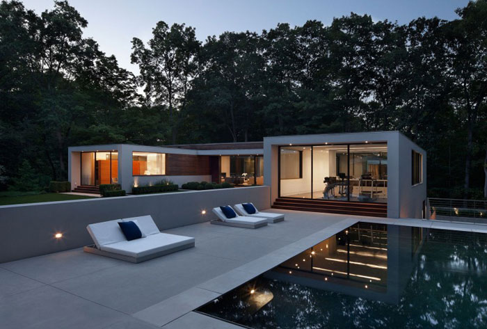 79454519459 Magnificent new Canaan residence of Woodpecker Harpman