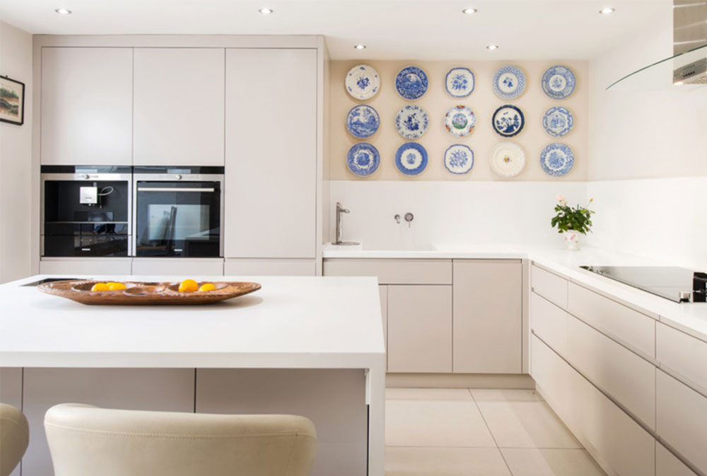 London-Kitchen-by-Henry-Woide Kitchen-Wall-Decor-Ideas