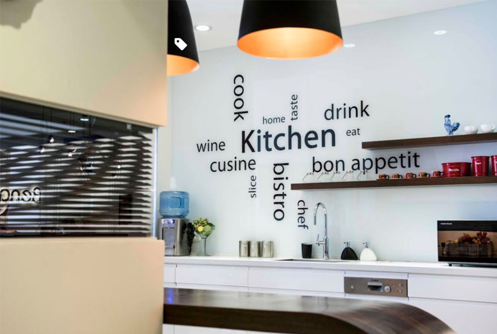 Words-by-Tifa-Concept-Inc kitchen wall decor ideas