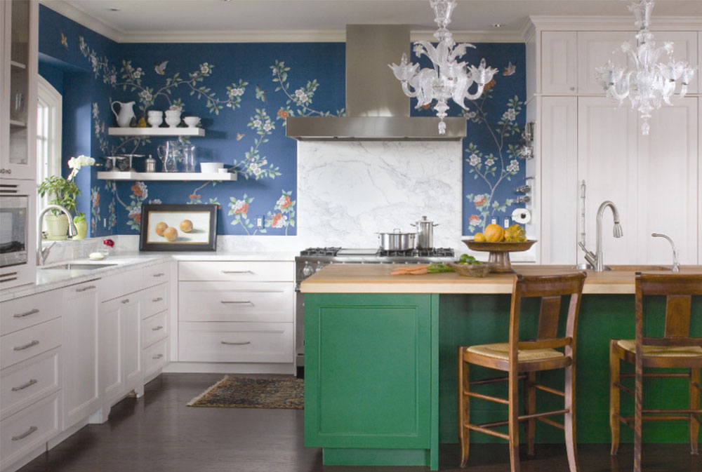 House of the year from Andrea-Schumacher-Interiors kitchen wall decor ideas