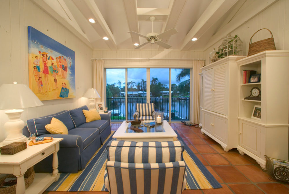 Beach-Cottage-Condo-by-Michelle-Cole-Designs Beach House (Seaside) Furniture Designs