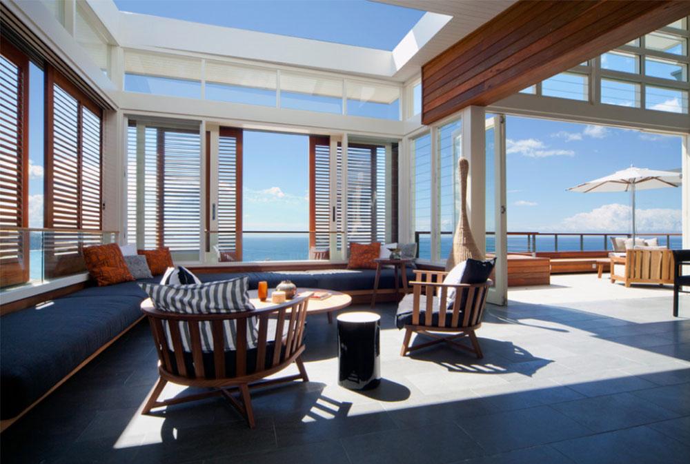 Palm-Beach-House-by-Justin-Long-Design Beach House (Sea) Furniture Designs