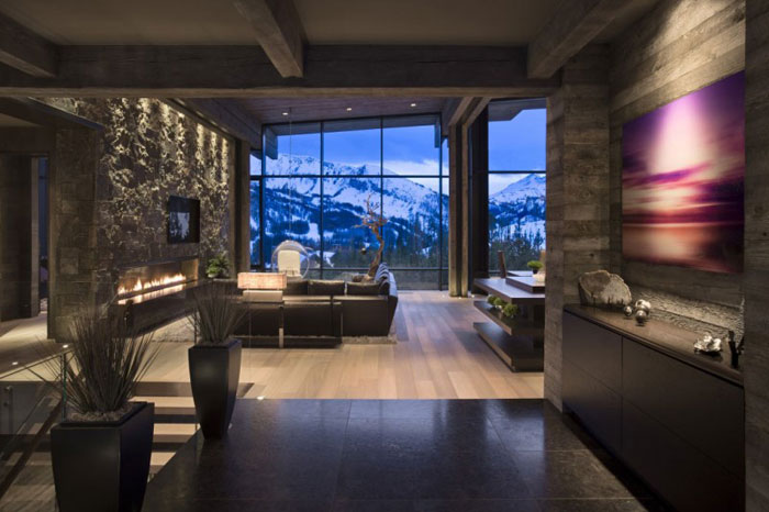 75484899439 Classy Mountain Home Lower Foxtail Residence