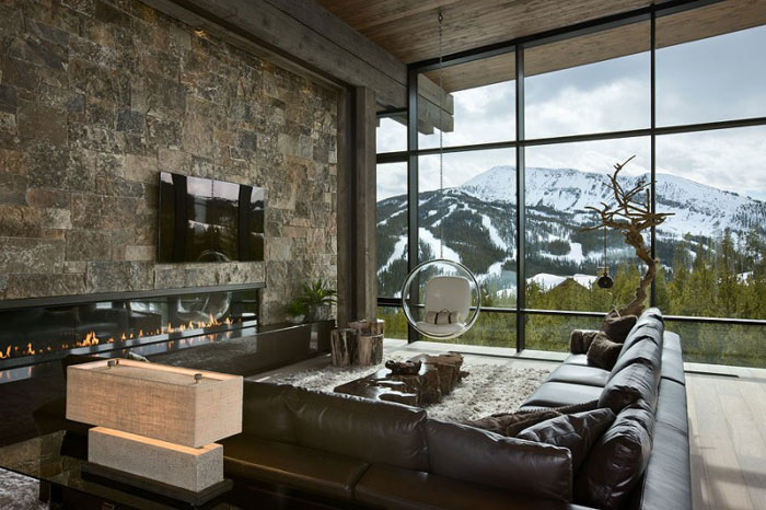 75484919302 Classy Mountain Home Lower Foxtail Residence