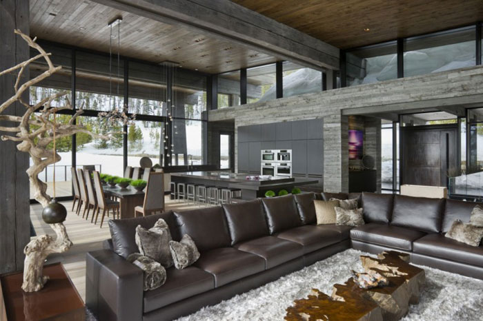 75484908518 Classy Mountain Home Lower Foxtail Residence