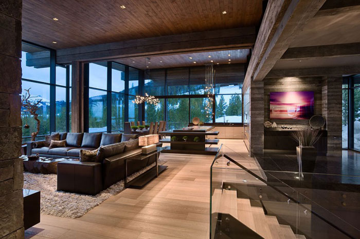 75485177077 Classy Mountain Home Lower Foxtail Residence
