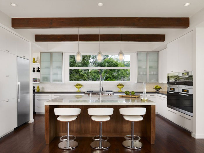 74716371232 House on the hill with impressive interiors By James D LaRue Architecture Design