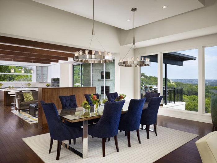 74716364322 Hill House with Stunning Interior By James D LaRue Architecture Design