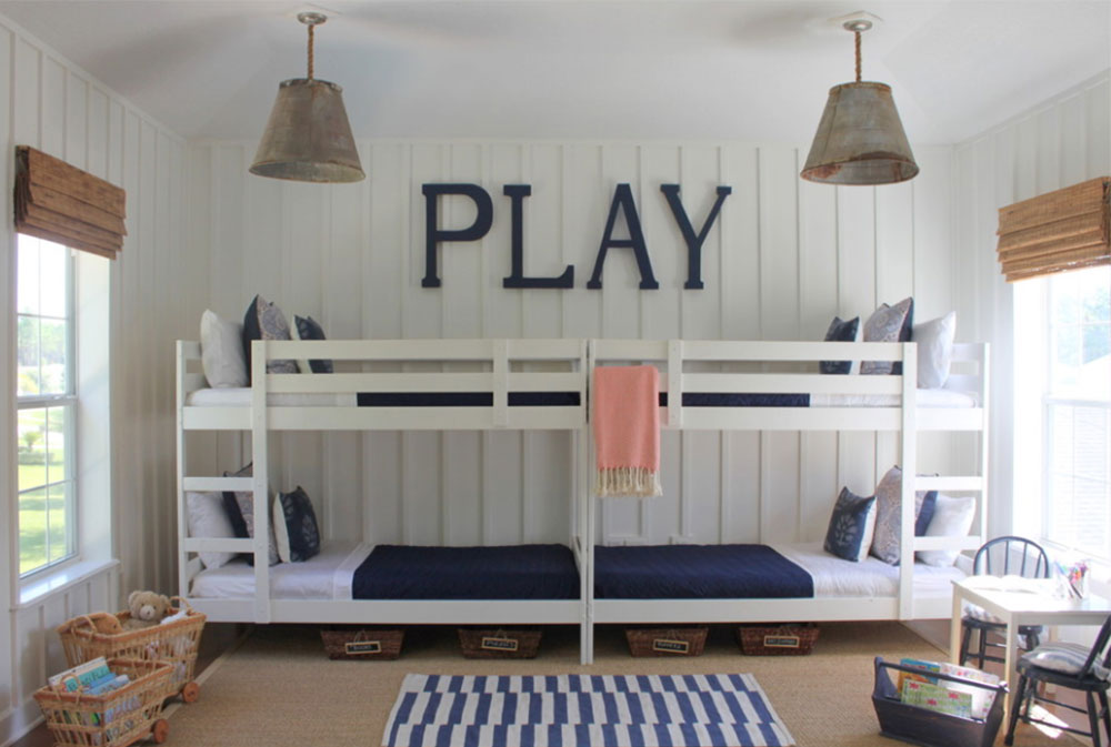 Image-2-19 How to decorate your children's room on a budget