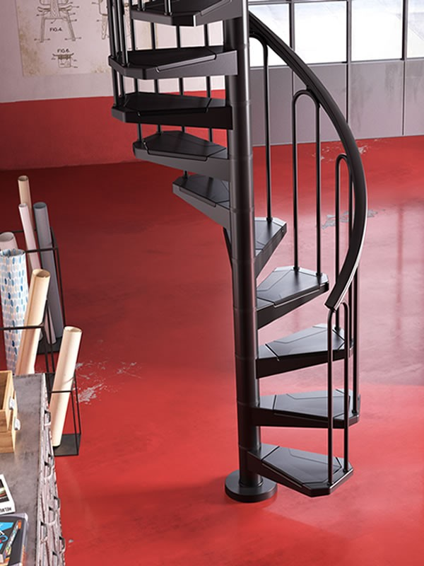 image003 Guidelines for choosing the right staircase for your home