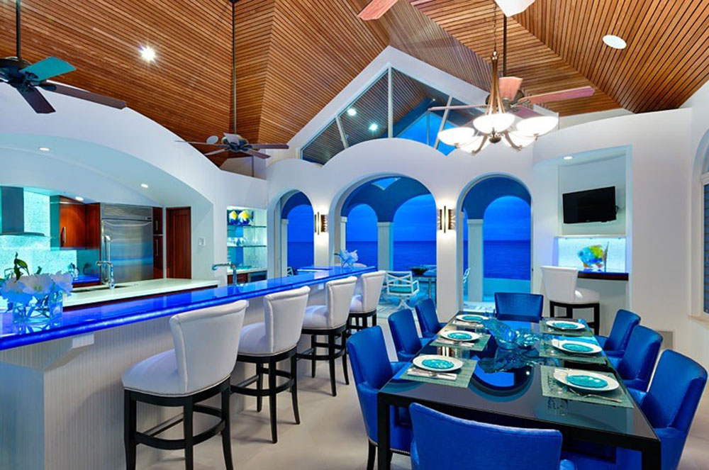 Turks-and-Caicos-Henredon-Schoener Bright and vibrant tropical color schemes