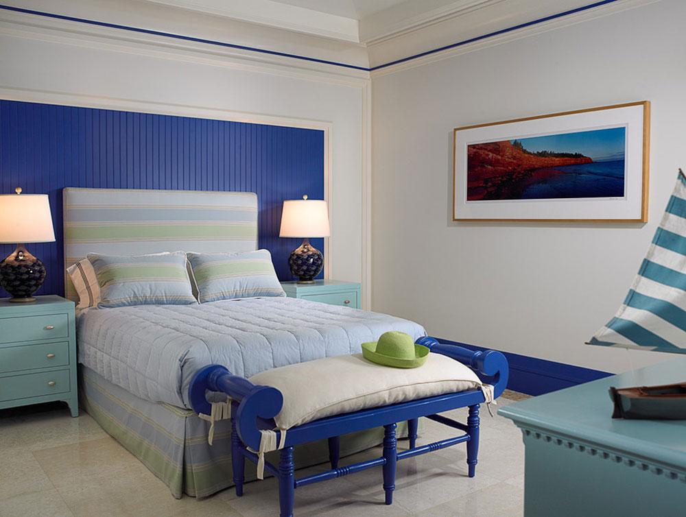 Florida-Beachfront-Residence-Vero-Beach-USA.-John-David-Edison-Interior-Design-Inc Bright and vibrant tropical color schemes