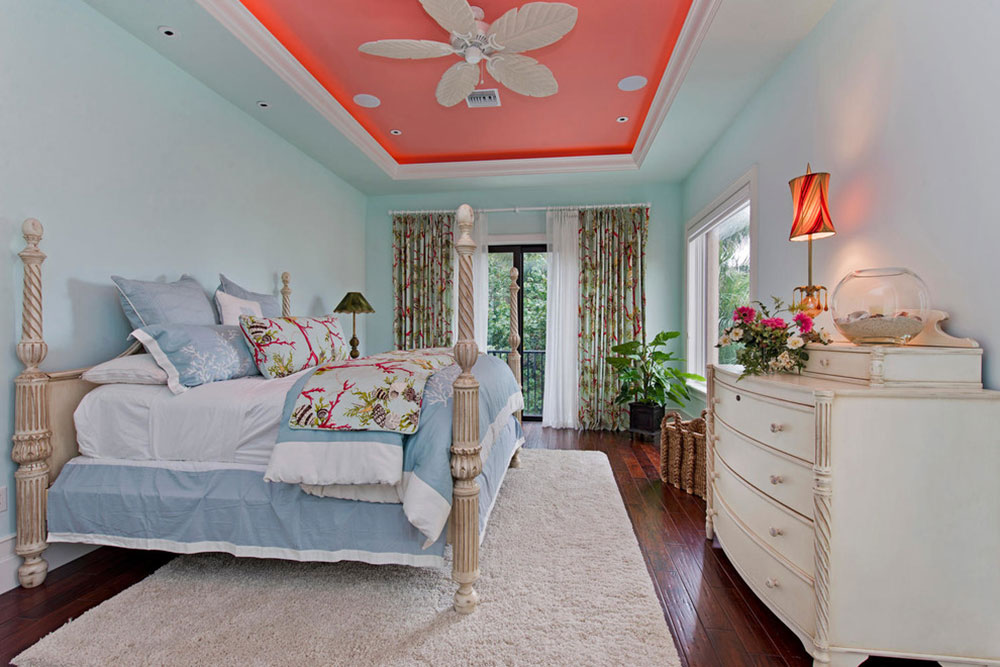 Naples-Design-Project-Jere-Bradwell Bright and vivid tropical color schemes