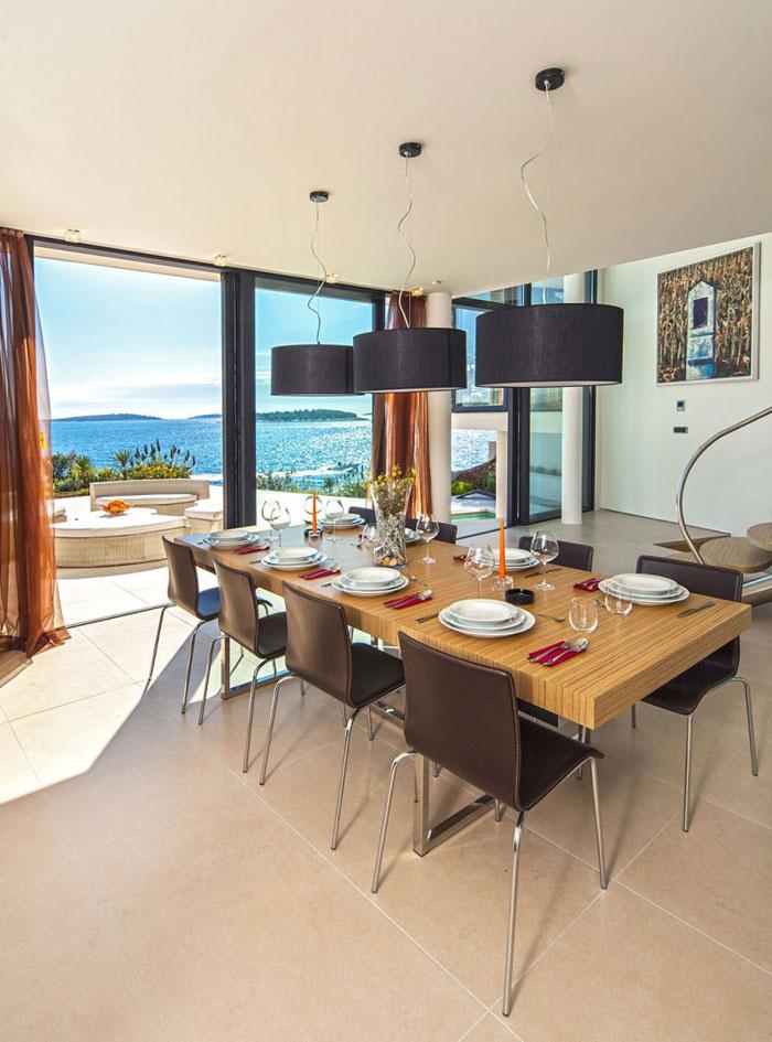 73736435475 The exquisite Golden Rays Villa in Croatia on the Adriatic Sea