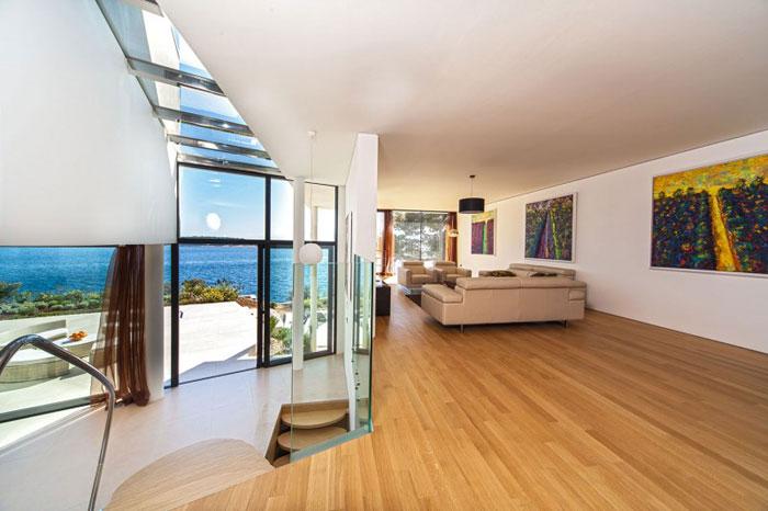 73736486795 The exquisite Golden Rays Villa in Croatia on the Adriatic Sea