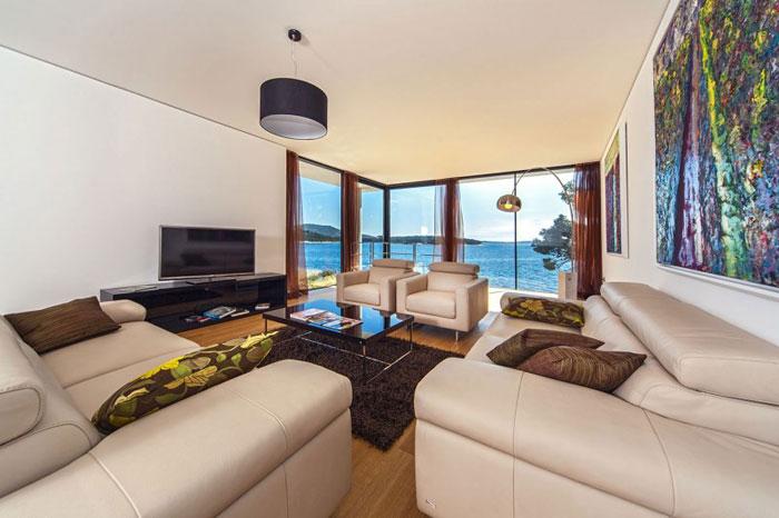 73736542627 The exquisite Golden Rays Villa in Croatia on the Adriatic Sea