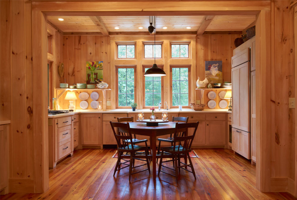 Image-2-11 Wood Tones - How to Decorate with Different Wood Colors