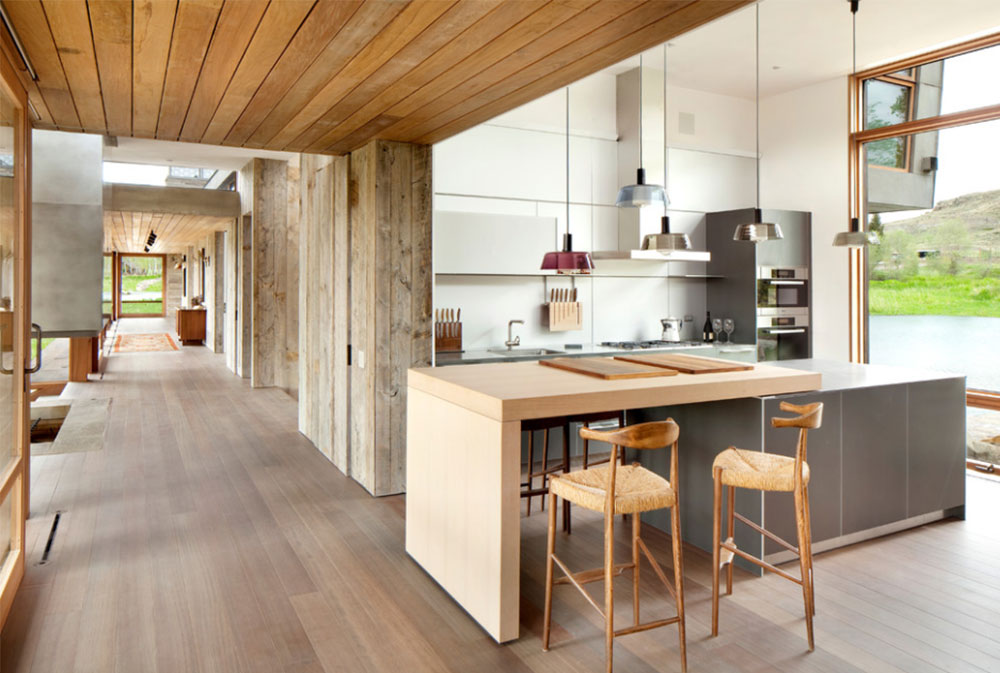 Image-8-11 Wood Tones - How to Decorate with Different Wood Colors