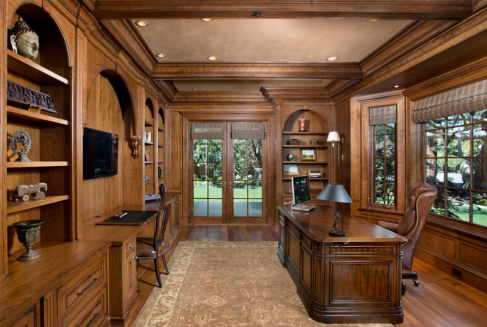 Image-12-12 Wood tones - How to decorate with different wood colors