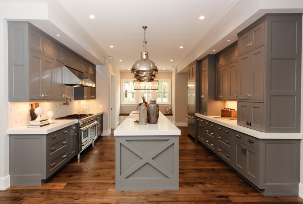 Image-5-15 Country kitchen - design, style and ideas