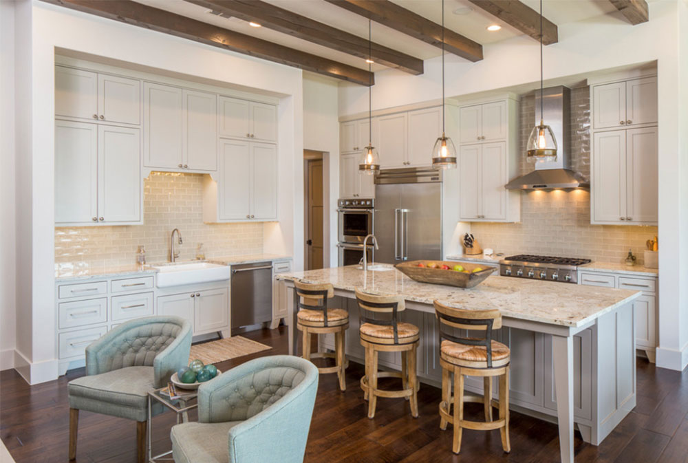 Image-14-15 Country kitchen - design, style and ideas