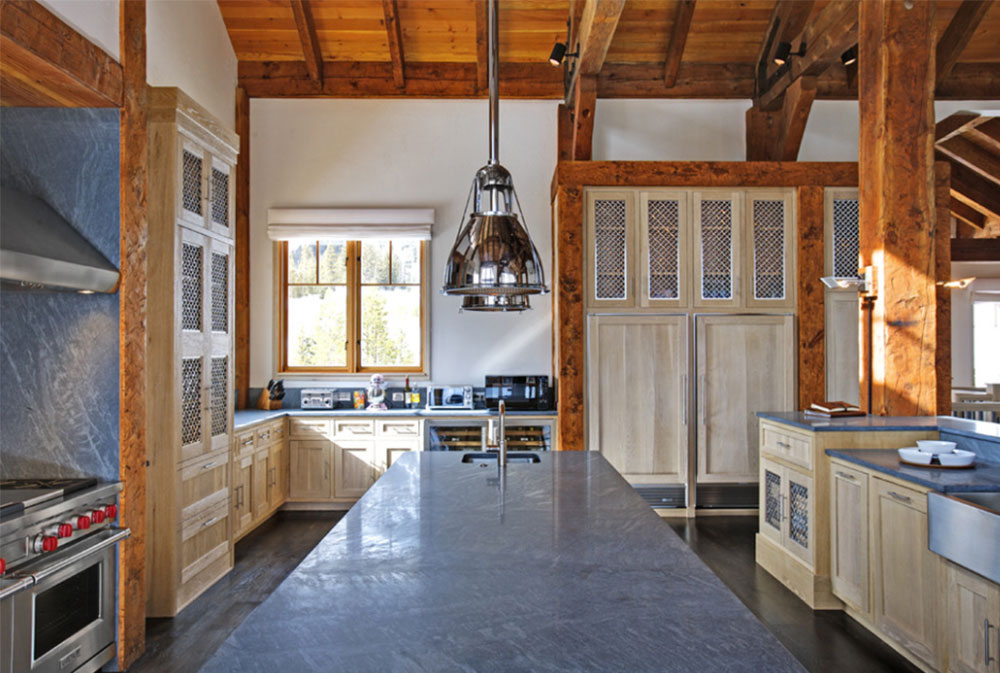 Image-15-15 Country kitchen - design, style and ideas