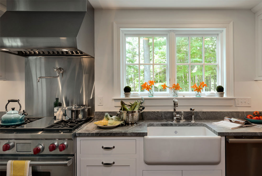 Image-7-15 Country kitchen - design, style and ideas