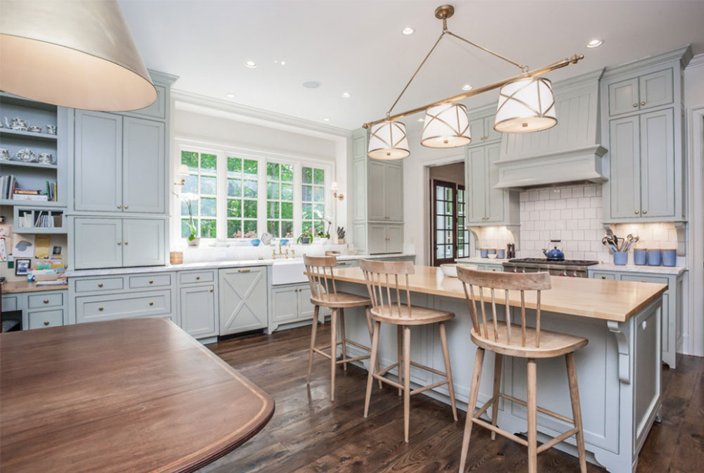 Image-11-15 Country kitchen - design, style and ideas