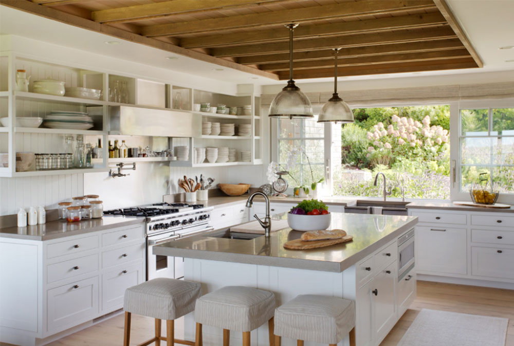 Image-12-16 Country kitchen - design, style and ideas