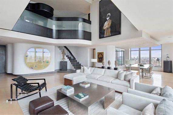 m2 Elegant and modern duplex penthouse in the Park Laurel Condominium