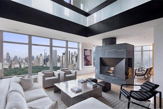 m3 Elegant and modern duplex penthouse in the Park Laurel Condominium