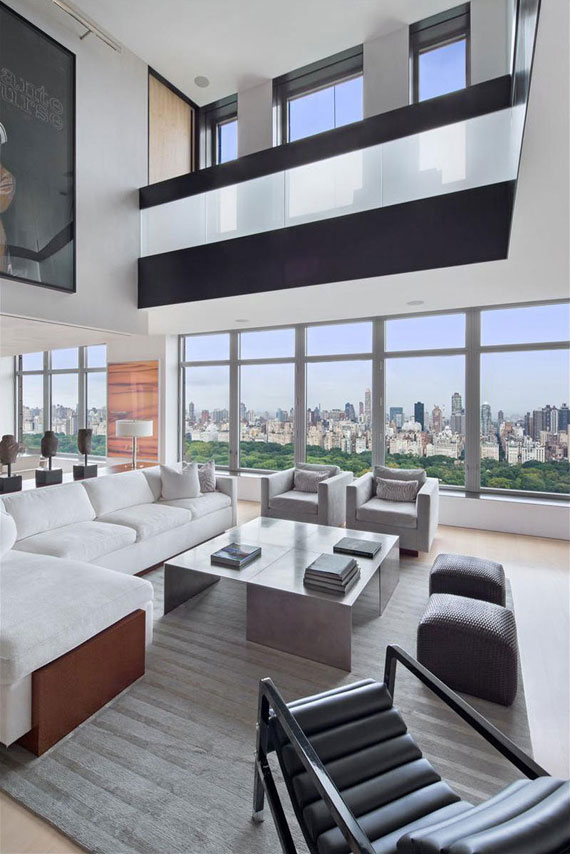 m5 Elegant and modern duplex penthouse in the Park Laurel Condominium